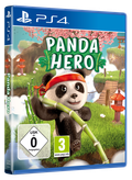 Packshot Panda Hero (Playstation 4)