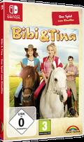 Packshot Bibi & Tina - Das Spiel zum Kinofilm für Nintendo Switch