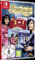 Packshot Season Match 1 + 2 HD für Nintendo Switch