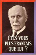 Affiche de propagande pétainiste