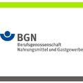 Logo BGN Berufsgenossenschaft Nahrungsmittel und Gastgewerbe