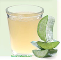 buvez du gel d'aloé véra qui vous apportera tout ce dont votre corps a besoin