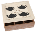 Küche, Dekoration, Kaffee und Tee, shabby chic, Landhausdekoration