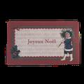 Fußmatten, Handtücher, Gästetuch, Weihnachten, Dekoration, shabby chic, Landhausdekoration