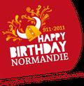 1100 ème anniversaire de la création de la Normandie