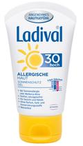 Ladival® Sonnenschutz Gel Allergische Haut für das Gesicht