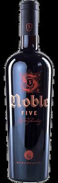 Budureasca Noble 5 Five Fünf Cuvee