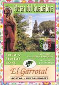 """Cartel """"Feria de San Isidro Labrador 2013"""" en MESAS DEL GUADALORA. - Haz """"clic"""" en ésta imagen para ir al índice """"FERIA DE SAN ISIDRO"""", donde podrás ver la PROGRAMACIÓN DE FESTEJOS."""