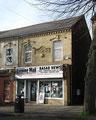 Newsagents shop at Stechford village, Richmond Road
