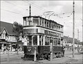 Tram No 792 (built 1928) in Washwood Heath Road in 1950. Picture courtesy of Robert Darlaston, source unknown, but believed to be out of copyright.