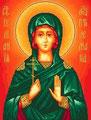 Святая Иулания Птолемаидская