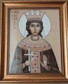 Александра Римская. Вышила Лидия Варфоломеева