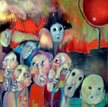 Die anonyme Menge_The Anonymous Crowd:_2009_80x80
