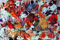 Der Tanz der weißen NasenTiere_90x130 cm