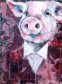 Das Schwein_110x80 cm_2007