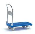 20 Kunststoffplattenwagen mit Klappbügel