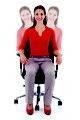 01 AirSeat fördert dynamisches Sitzen