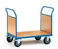03 Doppel-Stirnwandwagen, Ladefläche 850x500/1000x600/1000x700 oder 1200x800 mm, Tragkraft 500/600 kg, Preis ab 190,00 € zzgl. MwSt