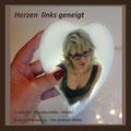 Porzellanbild Grabbild Grabschmuck Foto auf Porzellan Dankeschön Andrea Weinke-Lau Die anderen Bilder info@die-anderen-bilder.de