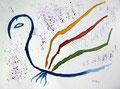 Vogel der Fantasy  Verkauft