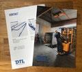 DTL Transport und Logistik: Broschüre (2019)