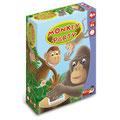 """Boite du jeu """"Monkey party"""" pour Clever Games"""