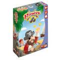 """Boite du jeu """"Pirates"""" pour Clever Games"""
