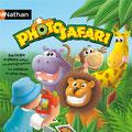 """Boite du jeu """"Photo safari"""" pour Nathan"""