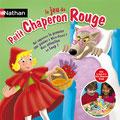 """Boite du jeu """" Le petit Chaperon rouge"""" pour Nathan"""