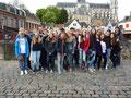 Freitag, 9. Mai - Ein erster Gruß aus Amiens, der Hauptstadt der Picardie   Bei herrlichem Sonnenschein genießen wir eine Bootstour durch die Hortillonnages, eine Kanallandschaft mitten in der Stadt. Außerdem stehen eine Besichtigung der Kathedrale und de