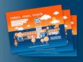 Postkarten-Illustrationen für den BUND Bremen, passend zum Online Plastikleitfaden