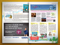 ruhrpottKIDS - Magazinlayout (mit wechselnden Inhalten pro Stadtausgabe)