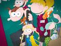 Titelillustration für die Kinderzeit aus Bremen