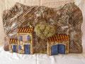Décor de fond (pour santons de 7cm environ) - 80€