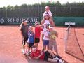 Benni und sein Team