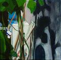 Acryl auf LW, 30 x 30