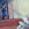 Acryl auf LW, 30 x 30   (saled)