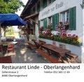 Restaurant Linde Oberlangenhard