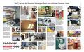Innen-Doppelseite einer Beilage in WOM-Wochenzeitung