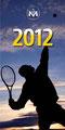 Tennisclub SV-Möhringen, Jahresheft 2012, 52 Seiten