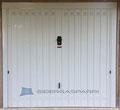 Porta basculante Verniciata Ral 7015