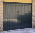 Porta basculante Ral 6003