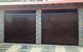 Porta basculante Ral 8017