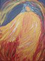 30x40cm - Engel der Emotionen - bereits vergeben