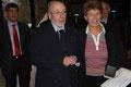 Bernard PLANCHE remet la médaille d'argent à Annette VILATTE Lacroix en Touraine
