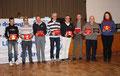 Les organisateurs de compétitions Ligue 2013 récompensés