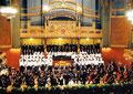 第12回『感動の第九』 ハンガリー リスト音楽院ホール
