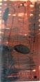 1997 Abstraktrot 58x96cm