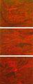 2003 Vögel rot 3x45x36cm