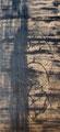 1997 Abstrakt schwarz 60x170cm